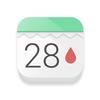 Easy Period Calendar - ovulation 🌼 Zeichen