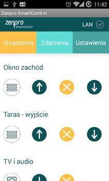Zenpro SmartControl screenshot 1