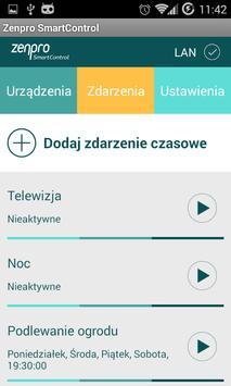 Zenpro SmartControl screenshot 2