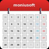 Moniusoft Calendar simgesi