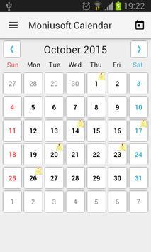 Moniusoft Calendar gönderen