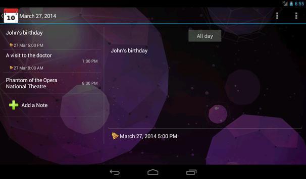 Moniusoft Calendar Ekran Görüntüsü 19