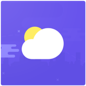Weather without Ads icon