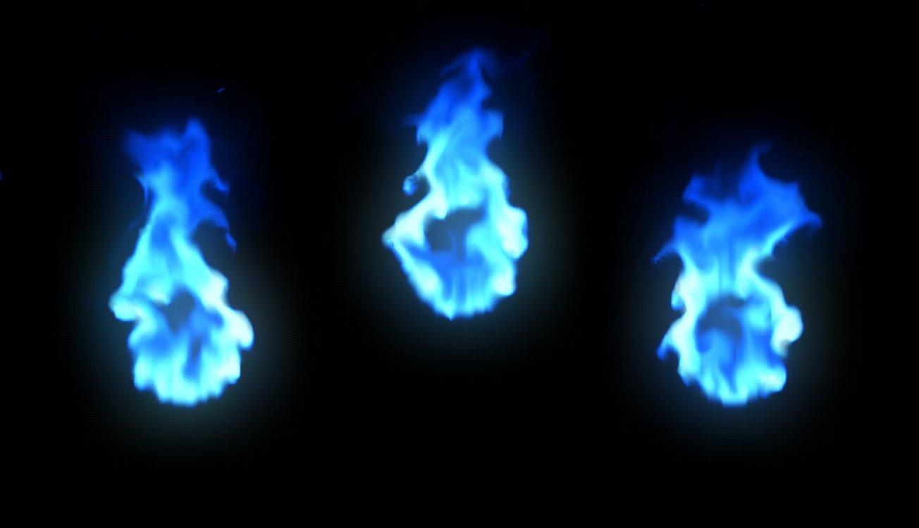 Magic Flames Free Fire Live Wallpaper Simulation For