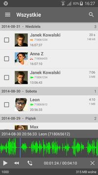 FonTel - Rejestrator rozmów screenshot 1