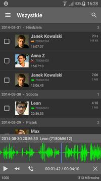 FonTel - Rejestrator rozmów screenshot 2