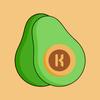 Avocado KWGT icon