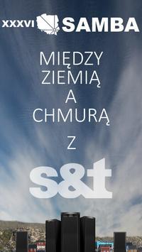 Konferencja S&T SAMBA 2019 poster