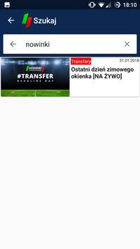 Nowinki transferowe screenshot 4