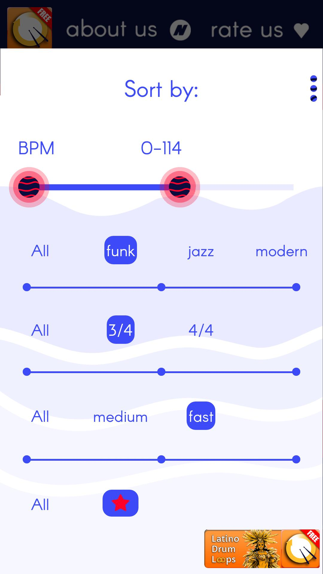 Drum Loops - Funk & Jazz Beats for Android - APK Download