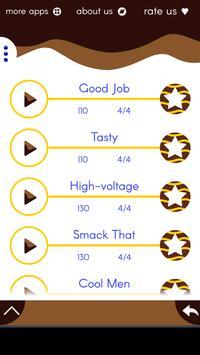 Drum Loops for Guitar screenshot 1
