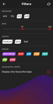 Drum Loops screenshot 2