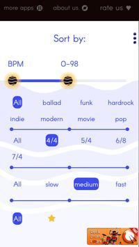 Drum Loops for Guitar screenshot 3