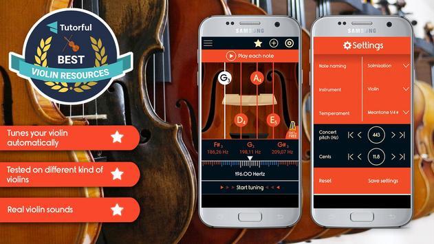 Master Violin Tuner screenshot 12