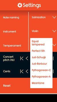 Master Violin Tuner screenshot 16