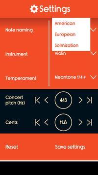 Master Violin Tuner screenshot 5