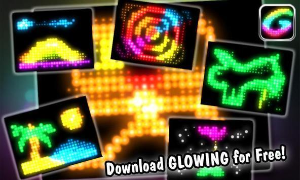 Glowing screenshot 3