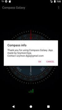 Compass Galaxy screenshot 2