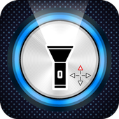 Flashlight for HTC devices icon