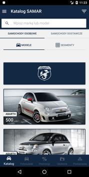 Auto Katalog SAMAR poster