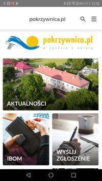 pokrzywnica.pl screenshot 2