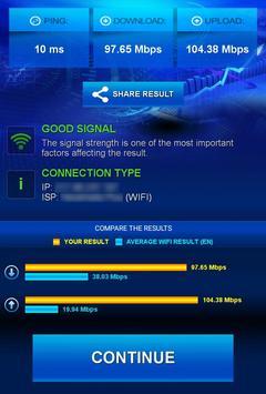 Internet Speed Test screenshot 18