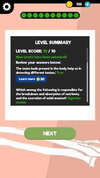 Anatomy & Physiology - Free Quiz & Trivia App screenshot 6