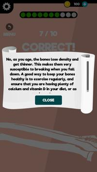 Anatomy & Physiology - Free Quiz & Trivia App screenshot 2
