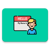 Fake Name Generator icon