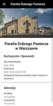 Parafia Dobrego Pasterza poster