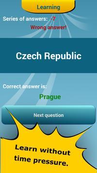 Countries Capitals Quiz screenshot 14