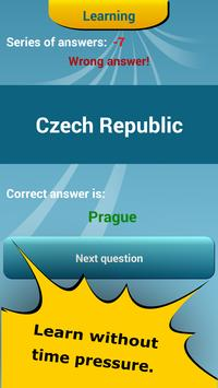 Countries Capitals Quiz screenshot 22