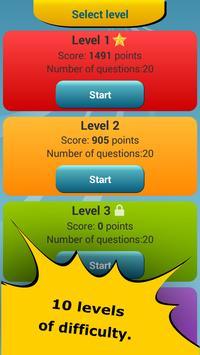 Countries Capitals Quiz screenshot 4