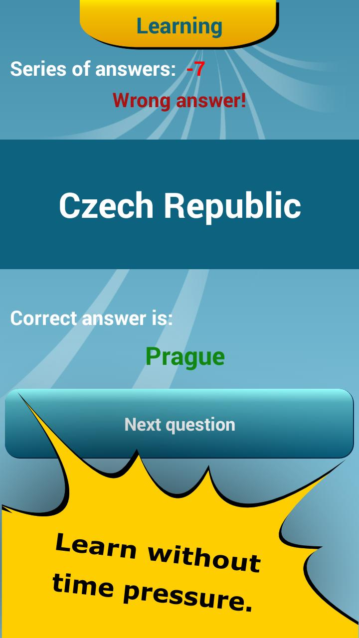 Countries Capitals Quiz for Android - APK Download