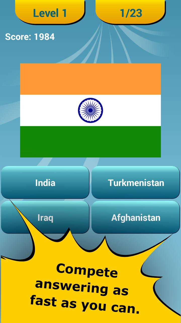 World Flags Quiz for Android - APK Download