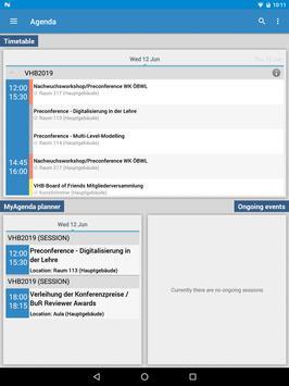 VHB2019 screenshot 2