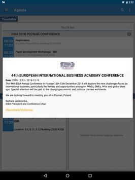 EIBA 2018 Poznan screenshot 5