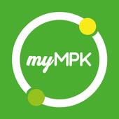 myMPK icon