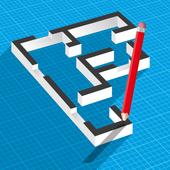 Floor Plan Creator icône