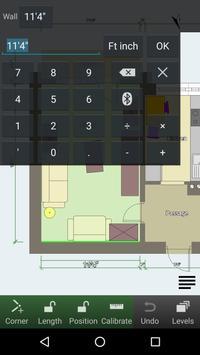 Floor Plan Creator capture d'écran 3