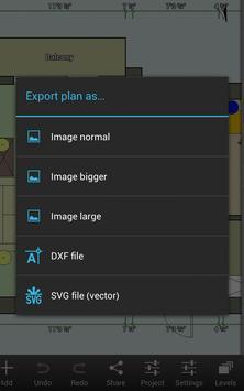 Floor Plan Creator capture d'écran 7