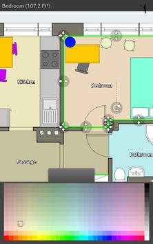 Floor Plan Creator capture d'écran 4