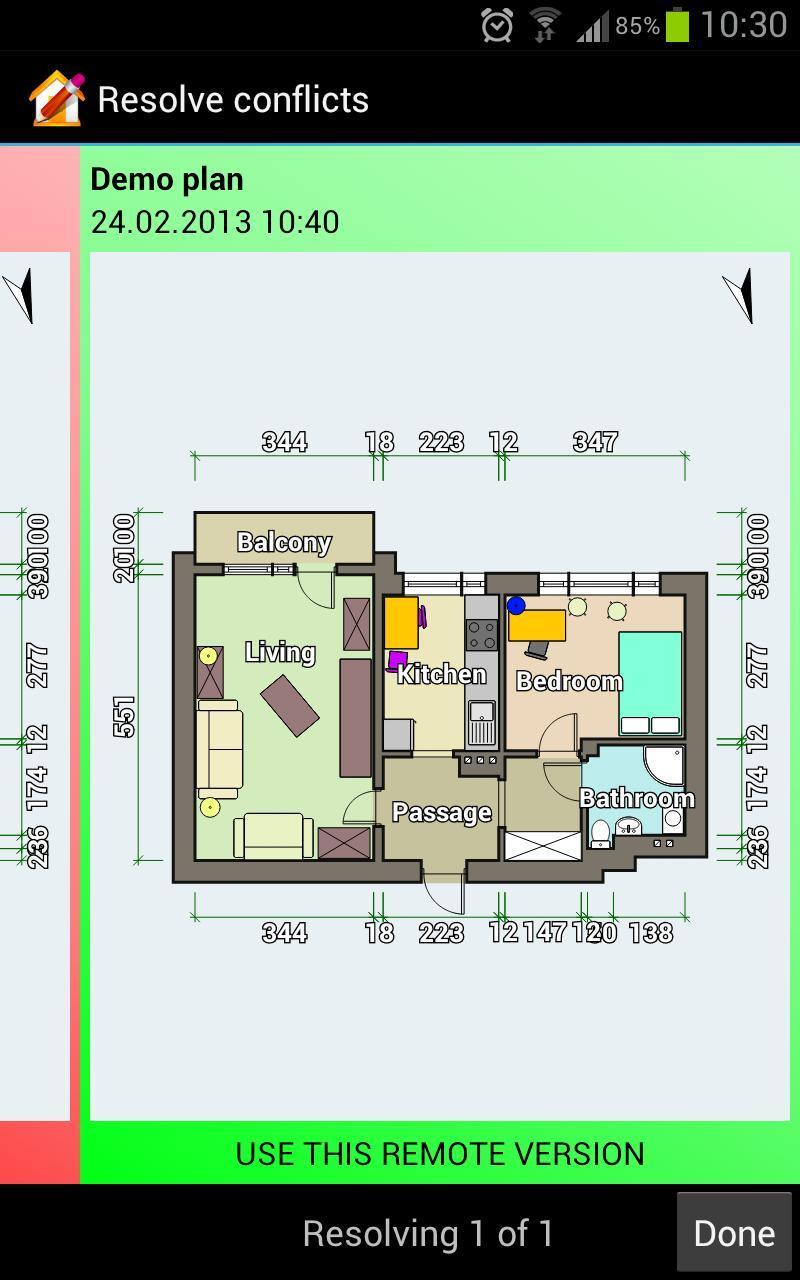 Apk android terbaru Floor Plan Creator