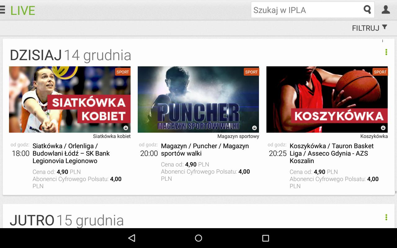 Ipla for android apk download.