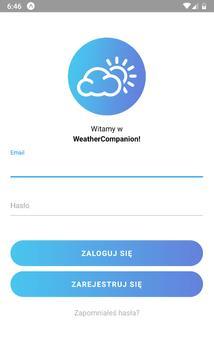 WeatherCompanion poster