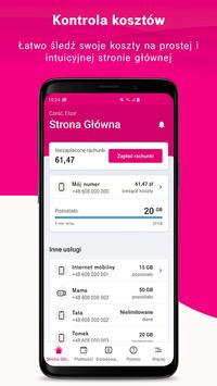 Mój T-Mobile screenshot 3