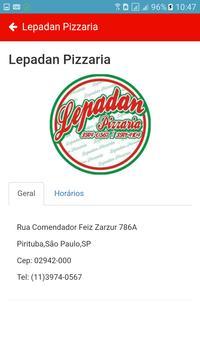 Lepadan Pizzaria screenshot 5