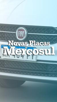 Novas Placas Mercosul screenshot 1