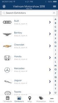Vietnam Motor Show App  - see the newest cars screenshot 2