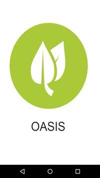 Oasis Plasencia poster